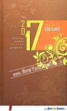 26 - CH DIARY 2017 HB BOX G 401 #New-Year-Diary 2017