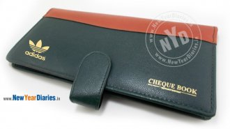 KM 20 CHEQUE BOOK COVER FLOTTER COMBI LOOP LOCKING