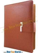 RPU 70 Crocodile PU Leather Planner #PU_Business Planner