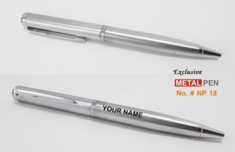 Metal Pen NYD NP 018 - #Metal-Pens