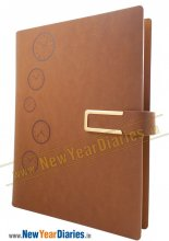 RPU 7 Tenn PU Leather Planner #PU_Business Planner