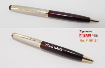 Metal Pen NYD NP 021 - #Metal-Pens