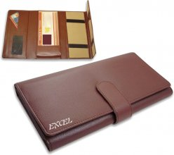 KM CHEQUE BOOK COVER KM 23 (3 IN 1)