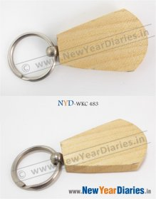 NYD Wooden Keychain 483 #