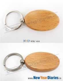 NYD Wooden Keychain 484 #