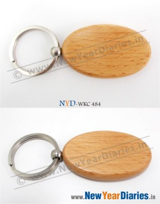 NYD Wooden Keychain 484 #wood-key-chains