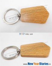 NYD Wooden Keychain 488 #wood-key-chains