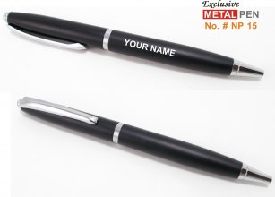 Metal Pen NYD NP 015 - #Metal-Pens