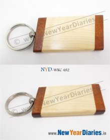 NYD Wooden Keychain 482 #