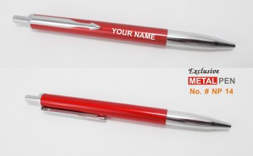 Metal Pen NYD NP 014 - #Metal-Pens