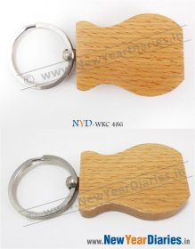 NYD Wooden Keychain 486 #