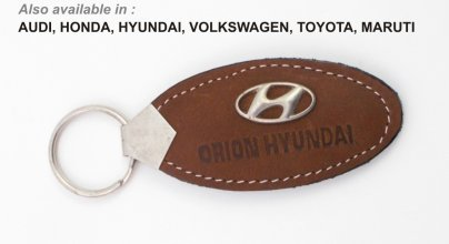 LEATHER KEY CHAIN 9A