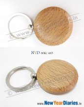 NYD Wooden Keychain 485 #wood-key-chains