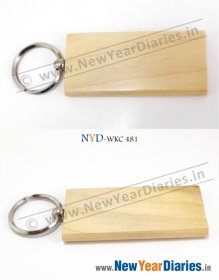 NYD Wooden Keychain 481 #