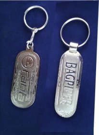 NICKEL KEYCHAIN 2