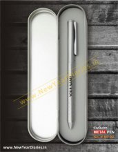 Metal Pen NYD NP 022 (Two in One)- #Metal-Pen-Gift-Packing-Box