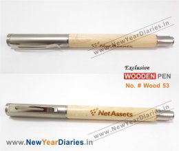 NYD Wooden Pen 53 #Pure-wooden-pens-wholesale