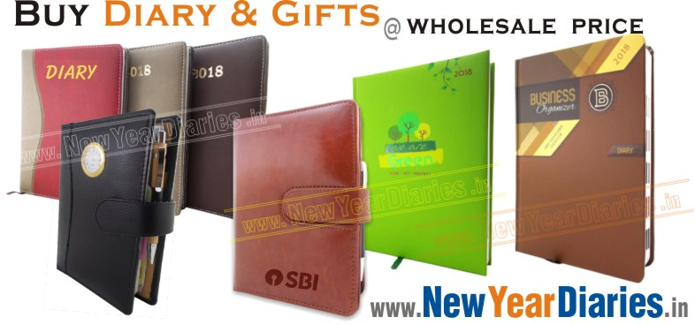 Customize Diary & Gifts at wholesale price :
